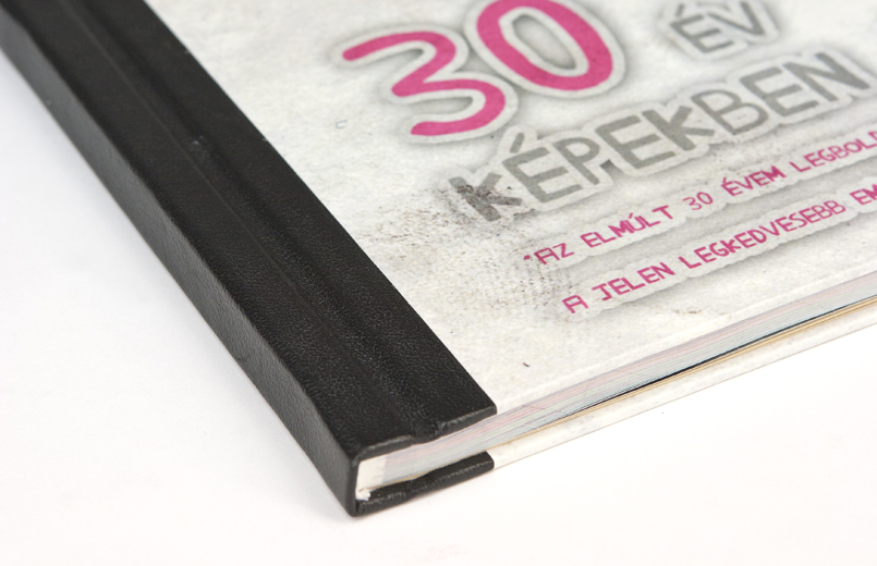 retro fotó könyv
